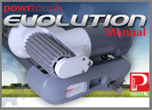 Powrtouch evolution manual caravan mover